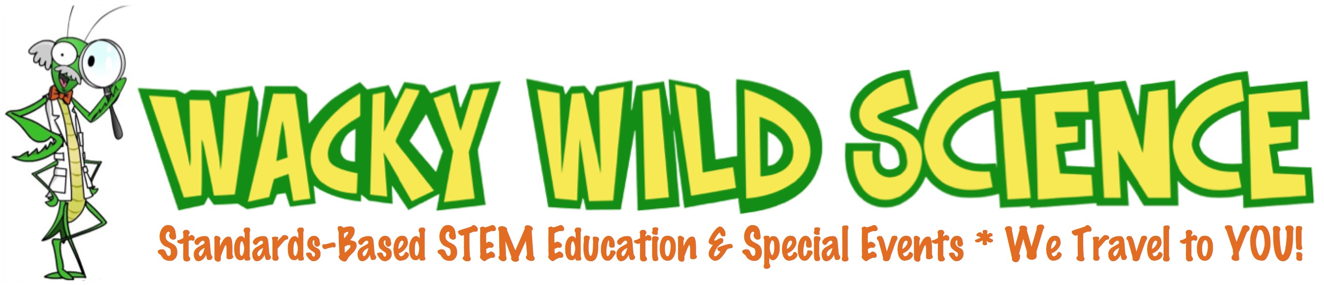 Wacky Wild Science Logo